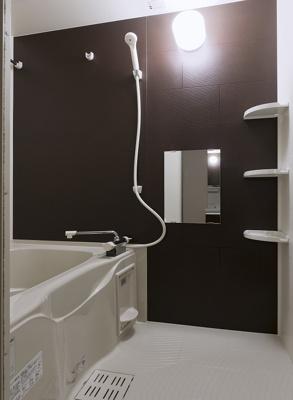 【浴室】フジパレス和歌山駅南Ⅱ番館
