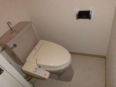 【トイレ】シティハウス柏