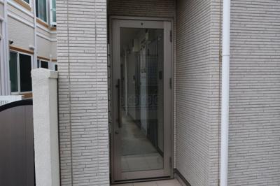 【エントランス】ライフガーデン野方Ⅱ