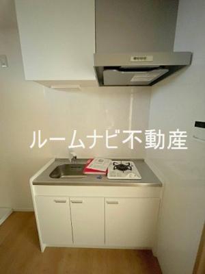 【キッチン】山一エムエーハイツ