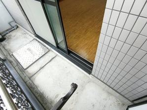 【バルコニー】NK元町ハイム