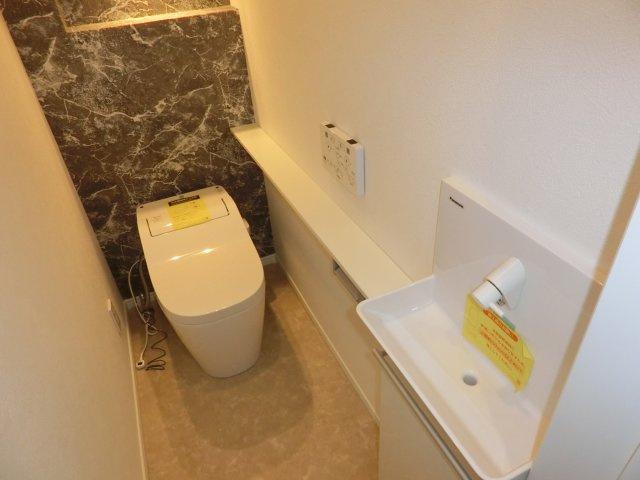 【トイレ】巽中3丁目新築戸建