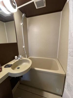 【浴室】ウィングス鷺沼