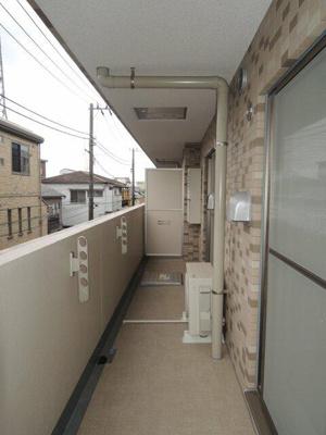【バルコニー】スカイコート多摩川壱番館