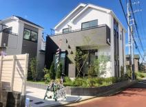 千葉市若葉区大宮台7丁目 全2棟 新築分譲住宅の画像