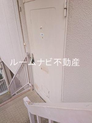 【玄関】パークハイツ