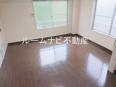 【居間・リビング】パークハイツ