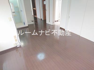 【寝室】パークハイツ