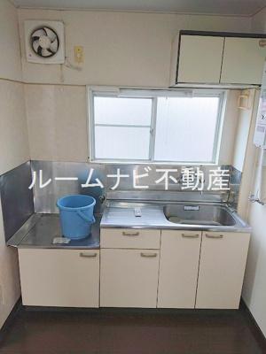【キッチン】パークハイツ