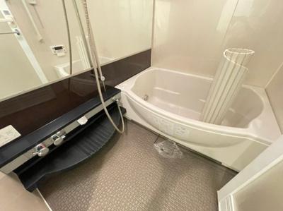 【浴室】クレアシティ平野
