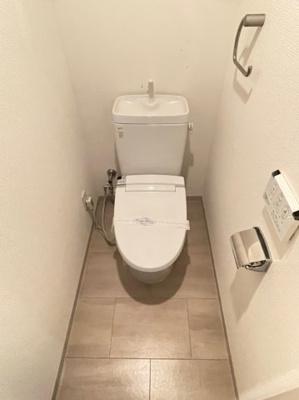 【トイレ】クレアシティ平野
