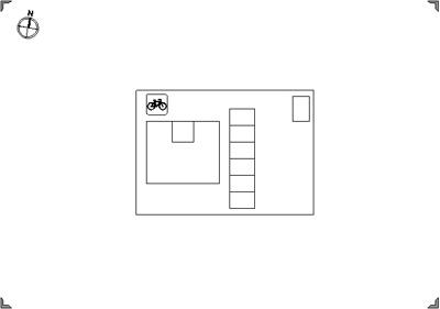 【区画図】ベルジュリー