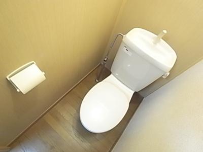 【トイレ】サンフォーレB