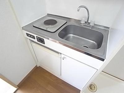 【キッチン】サンフォーレB