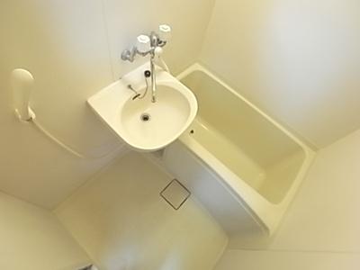 【浴室】サンフォーレB