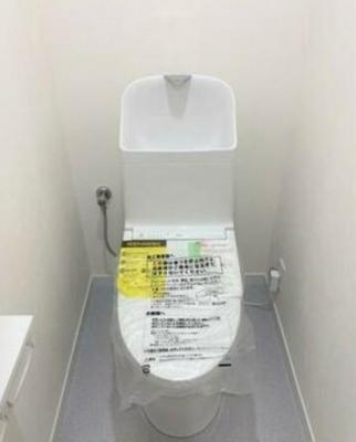 【トイレ】キャピタルコート石川町