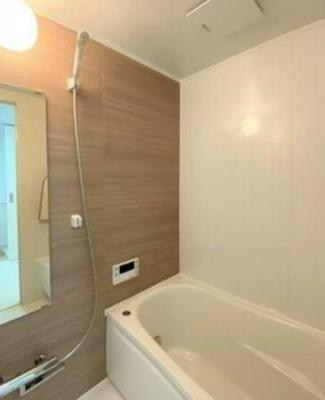 【浴室】キャピタルコート石川町