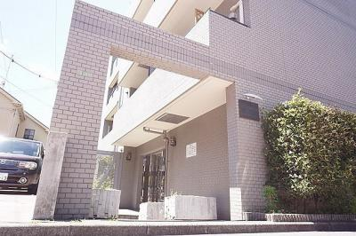 【エントランス】ルーブル池尻大橋
