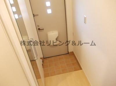 【玄関】エスペランサ・Ⅱ棟