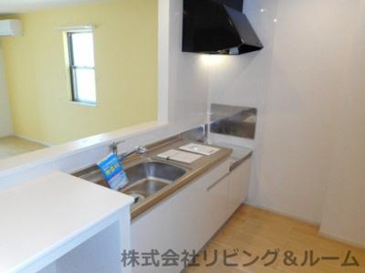 【キッチン】エスペランサ・Ⅱ棟