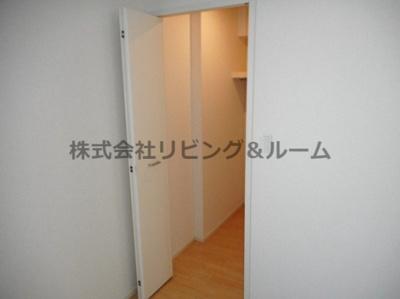 【収納】エスペランサ・Ⅱ棟
