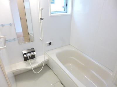 一坪風呂/追い焚き/浴室乾燥