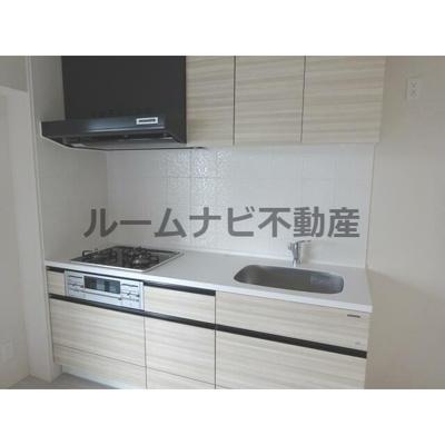 【キッチン】ドムス・スタイル浅草