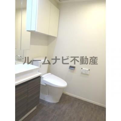 【トイレ】ドムス・スタイル浅草