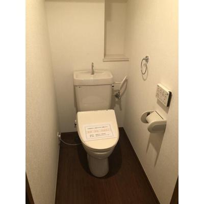 【トイレ】ヴィルヌーブタワー横浜・関内