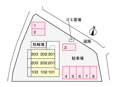 【区画図】871・anew