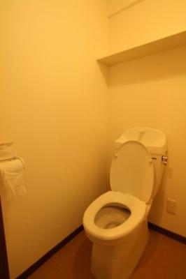 【トイレ】トーマスビル