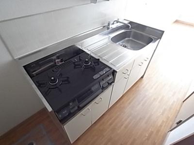 【キッチン】エステートピアシティ5