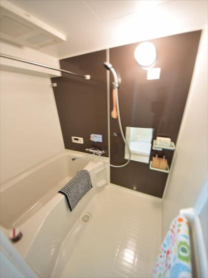 グランフィオーレNAMBA(SOHO) 浴室