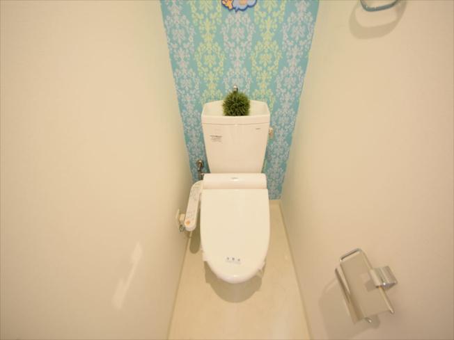グランフィオーレNAMBA(SOHO) トイレ