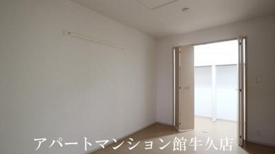 【玄関】ベルフォーレⅠ
