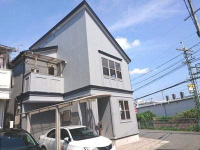 近鉄長野線「富田林西口」駅より徒歩8分!南東角地に佇む4LDK+屋根裏収納付のお住まいです♪