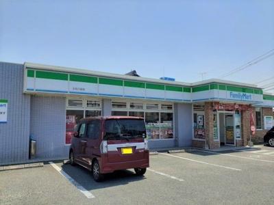 ファミリーマート玉名六田店まで800m