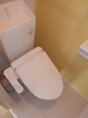 【トイレ】アバンツァートⅡ