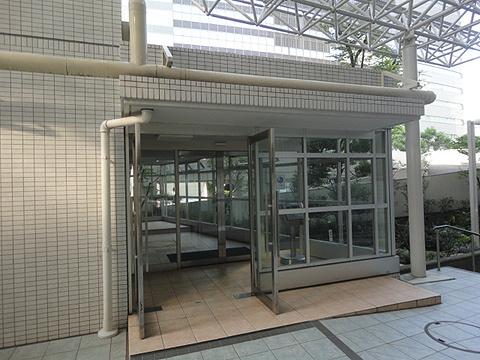 【エントランス】サンスクエア川崎4号棟