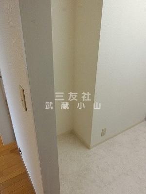 【セキュリティ】小山台サニーハイツ