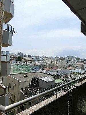 【展望】小山台サニーハイツ