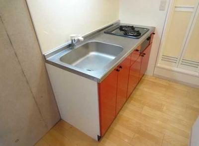 【キッチン】ZESTY若林Ⅱ デザイナーズ バストイレ別 浴室乾燥機