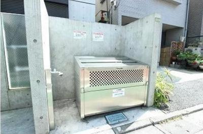 【その他共用部分】ZESTY若林Ⅱ デザイナーズ バストイレ別 浴室乾燥機