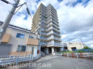 【エスト伊丹】地上12階建 総戸数33戸 ご紹介のお部屋は4階部分です♪