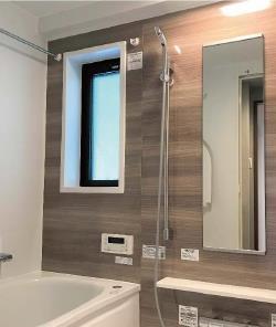 【浴室】エスリード万博公園