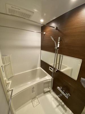 【浴室】ライオンズマンション広尾第2