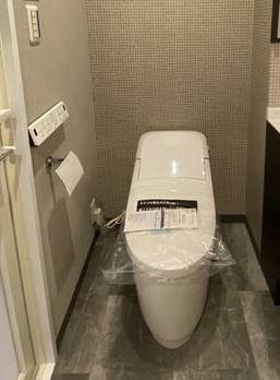 【トイレ】ライオンズマンション広尾第2