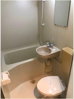 【浴室】ブランニュー矢向