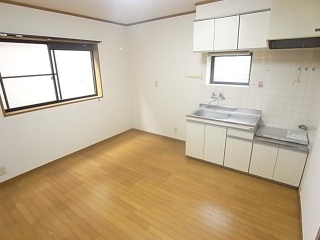 【居間・リビング】金木アパート