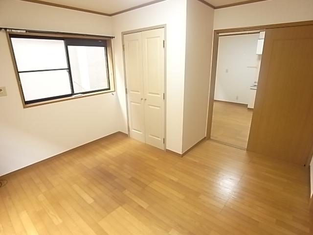 【寝室】金木アパート